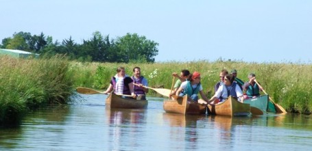 balade-en-canoe route du sel